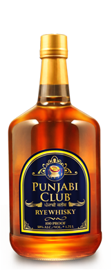 How to drink Rye Whisky - Punjabi Club