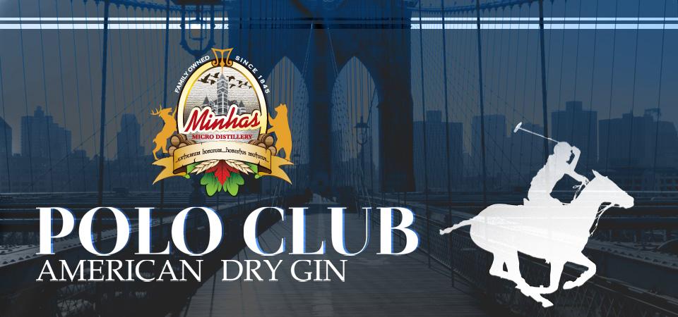Polo Club American Dry Gin