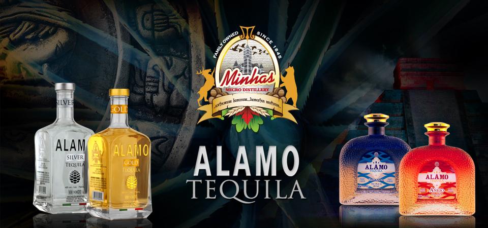 Alamo Tequila