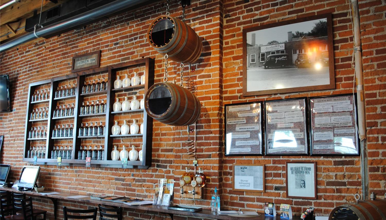 Minhas Distillery Tour Wisconsin