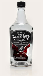 Blackstone Vodka by Minhas Distillery