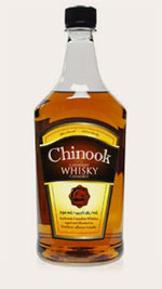 Chinook Canadian Whisky