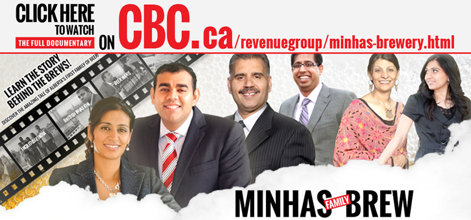 Minhas Family Brew - The documentary on CBC.ca